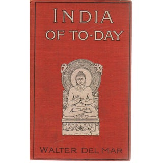 """1905 """"India of To-Day"""" Collectible Book For Sale"""