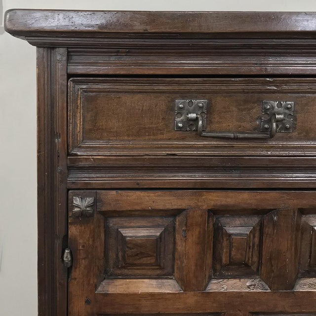 Brown 19th Century Grand Spanish Buffet For Sale - Image 8 of 13