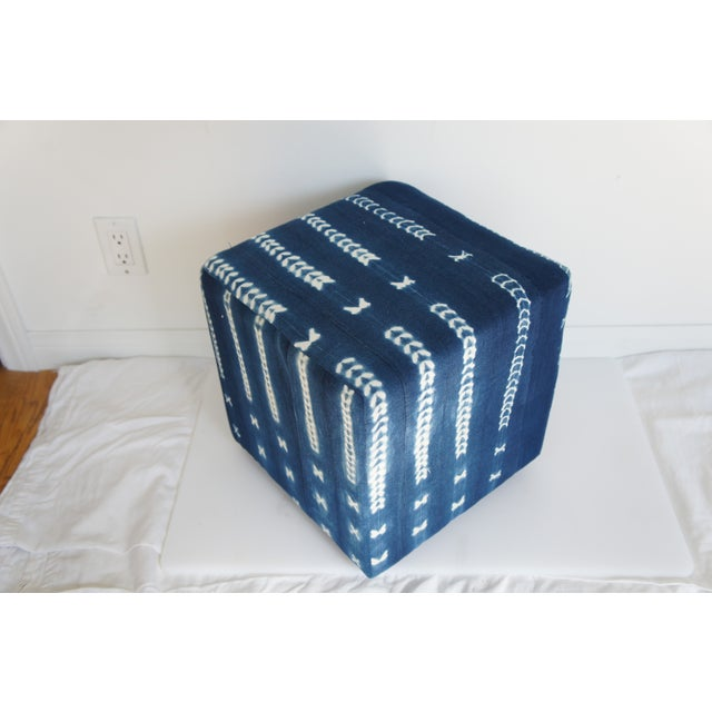 Upholstered in our favorite African fabrics, these sweet and very versatile additions to your home decor are ready for...