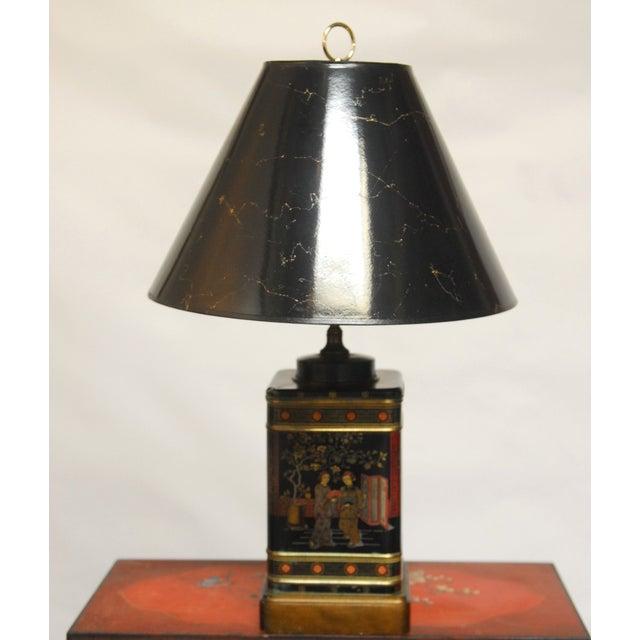 Tea Canister Table Lamp by Frederick Cooper - Image 7 of 7