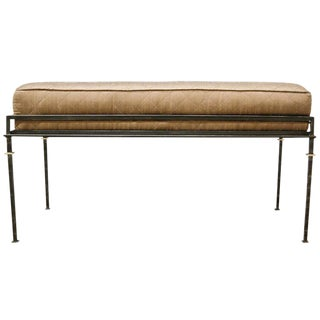 1999 United States Maurice Beane French Bench For Sale
