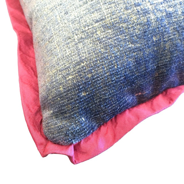 Custom Georgette Pillow - Image 2 of 2
