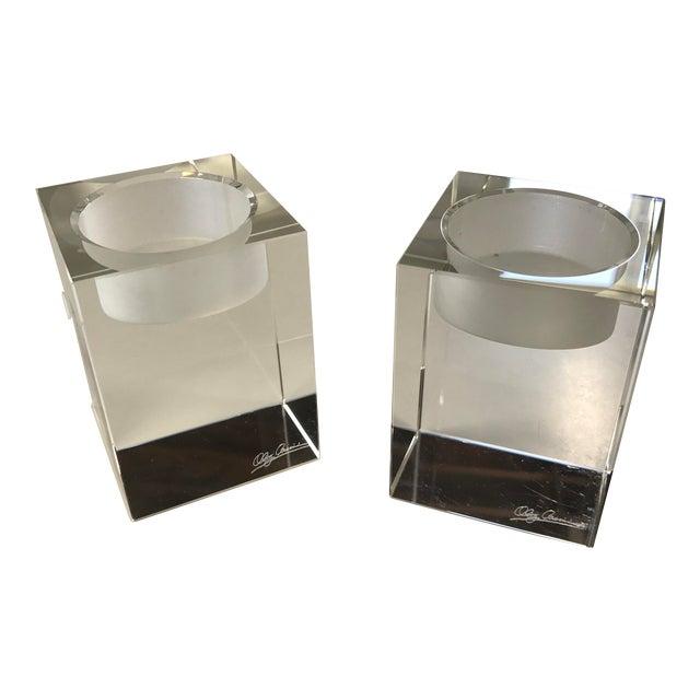 olga cassini crystal candle holder - 640×640