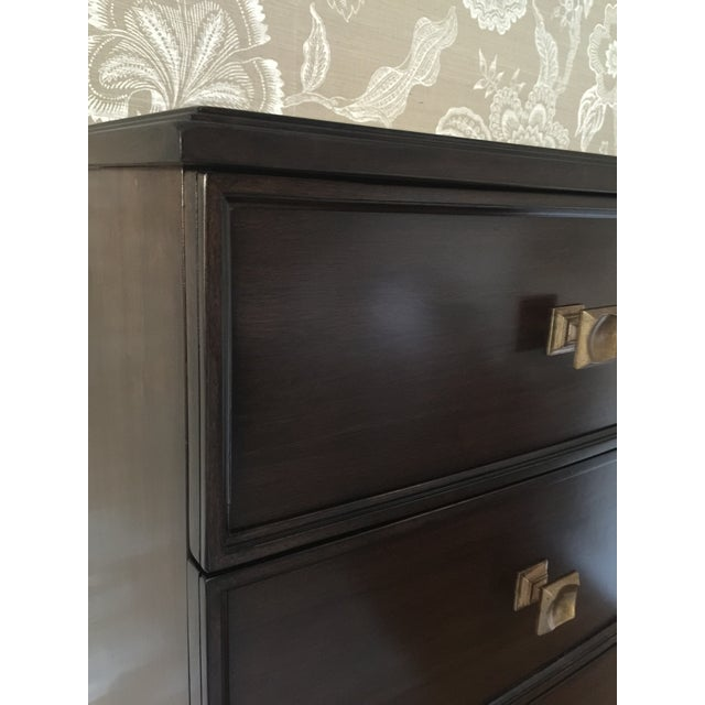 Stanley Furniture Crestaire-Ladera Chest in Porter - Image 4 of 5