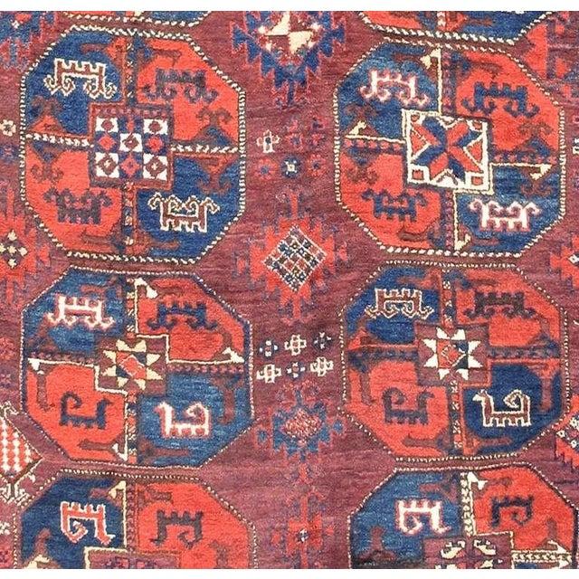 Karakalpak Long Rug For Sale - Image 4 of 6