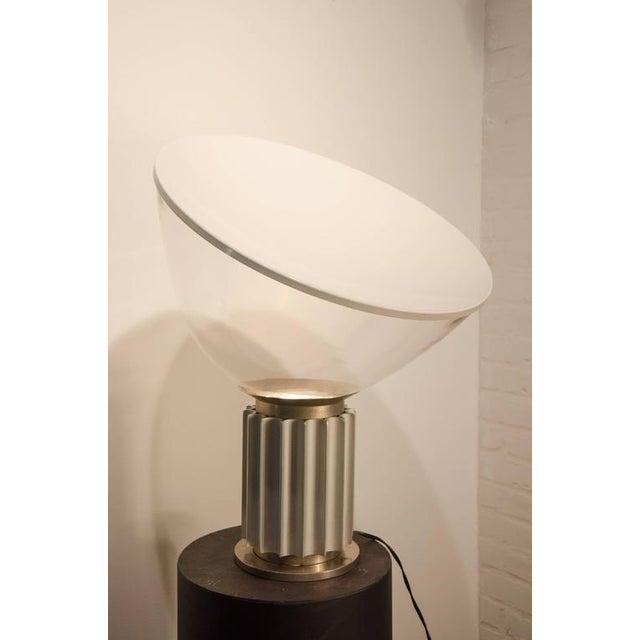 Taccia Blown Glass Lamp - Image 8 of 9