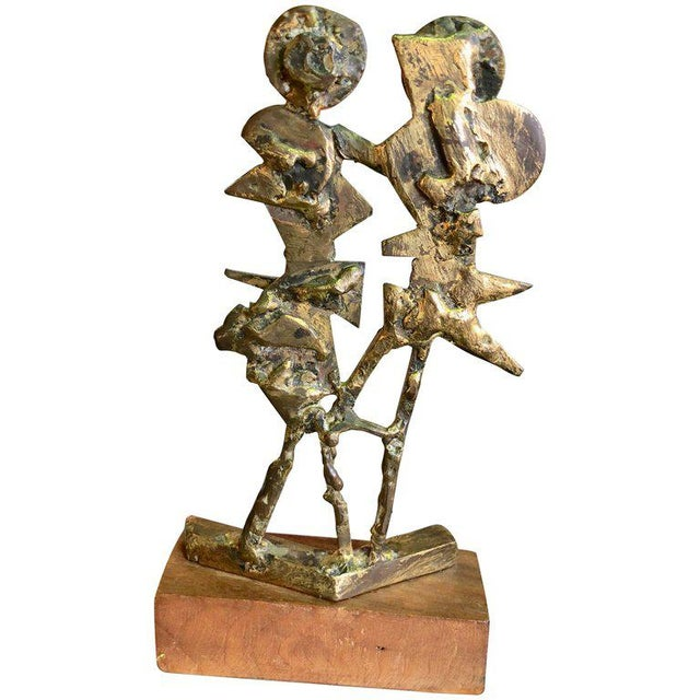 Bronze Sculpture by Abbot Pattison For Sale In Chicago - Image 6 of 6