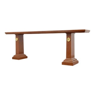 T.H. Robsjohn-Gibbings for Saridis of Athens Console Table For Sale