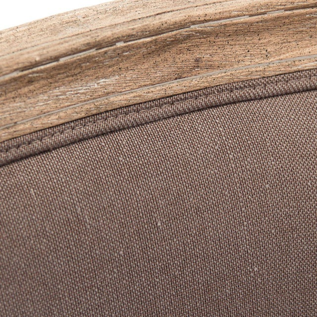 Hollow Maison Settee in Aubergine For Sale - Image 9 of 10