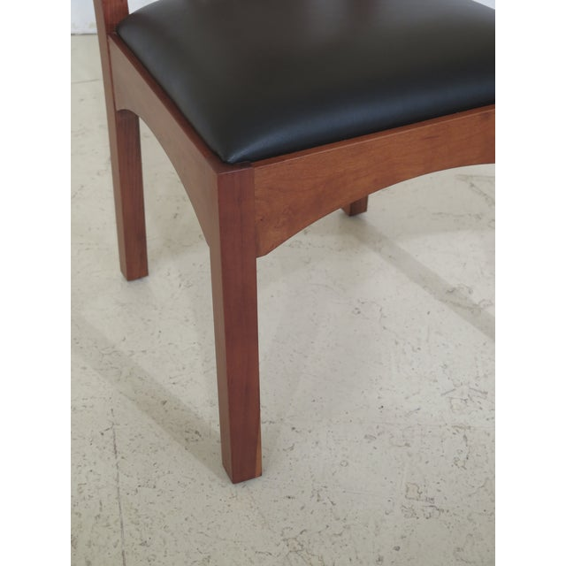 Stickley 21st Century Stickley Collection Side Chairs- A Pair For Sale - Image 4 of 11