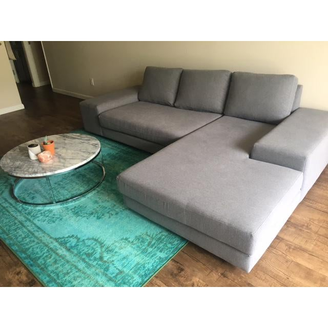 Viesso Strata Sectional With Right Chaise - Image 2 of 5
