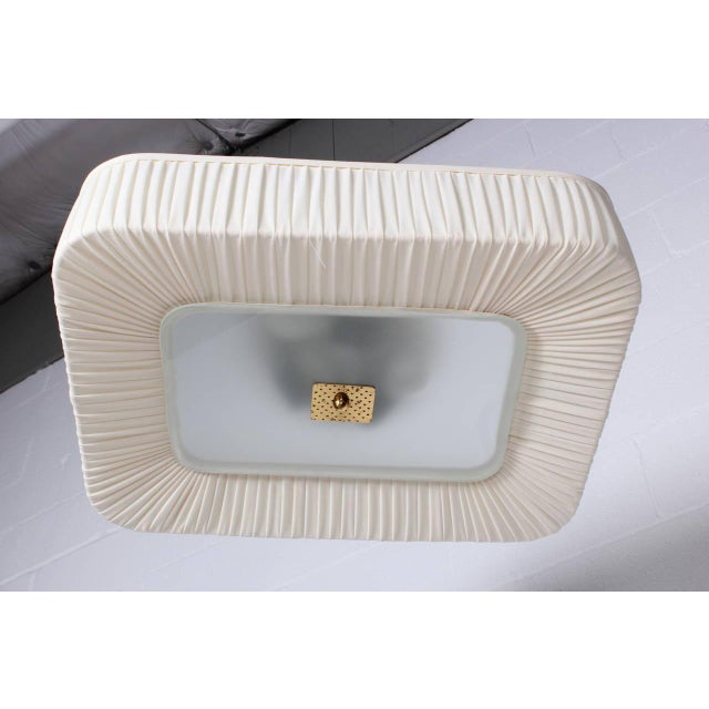 Flush Mount Light Fixture by Paavo Tynell for Idman For Sale In Dallas - Image 6 of 10