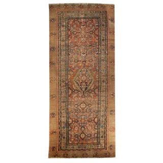 19th Century Serab Rug - 4′6″ × 10′9″ For Sale