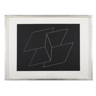 Josef Albers Formulation: Articulation Print For Sale