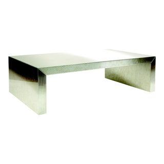 Erinn V. Mirrored Cocktail Table