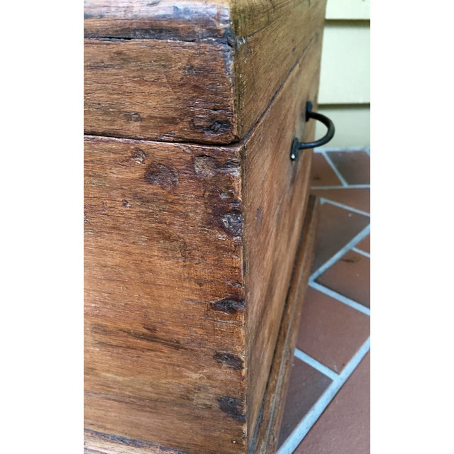 Antique French Trunk - Image 11 of 11