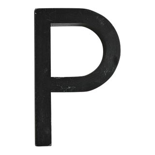 Letter P For Sale