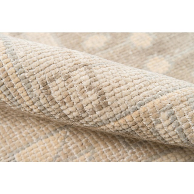 Erin Gates Concord Walden Beige Hand Knotted Wool Area Rug 2' X 3' For Sale - Image 4 of 6