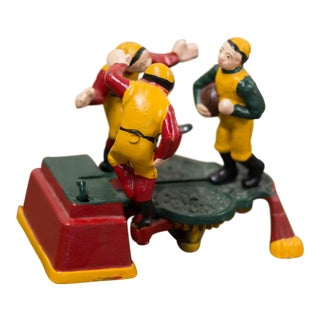 Vintage Cast Iron Carnival Game