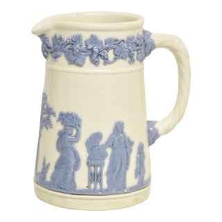 Wedgwood Queensware Cream Jug For Sale