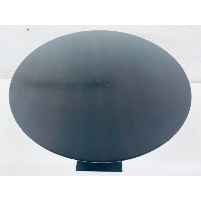 """Black Christian Liaigre """"Pygmee"""" Table for Holly Hunt For Sale - Image 8 of 13"""