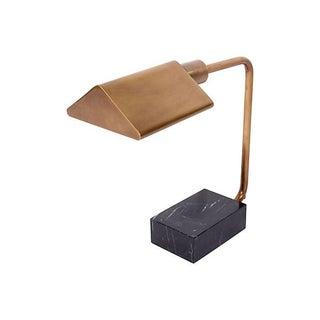 Brass & Marble Lamp by Ralph Lauren