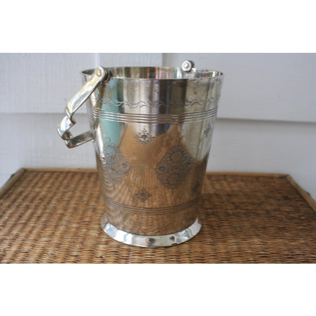 Moorish Style Silver Ice Bucket - Image 2 of 11