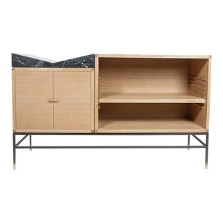 Trey Jones Studio Landscape Credenza For Sale