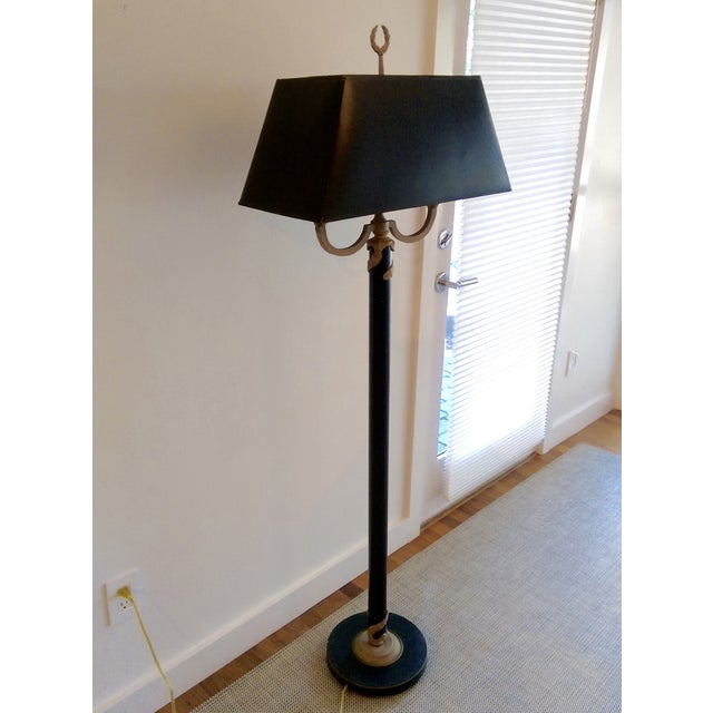 Greek-Style Traditional Floor Lamp - Image 3 of 7
