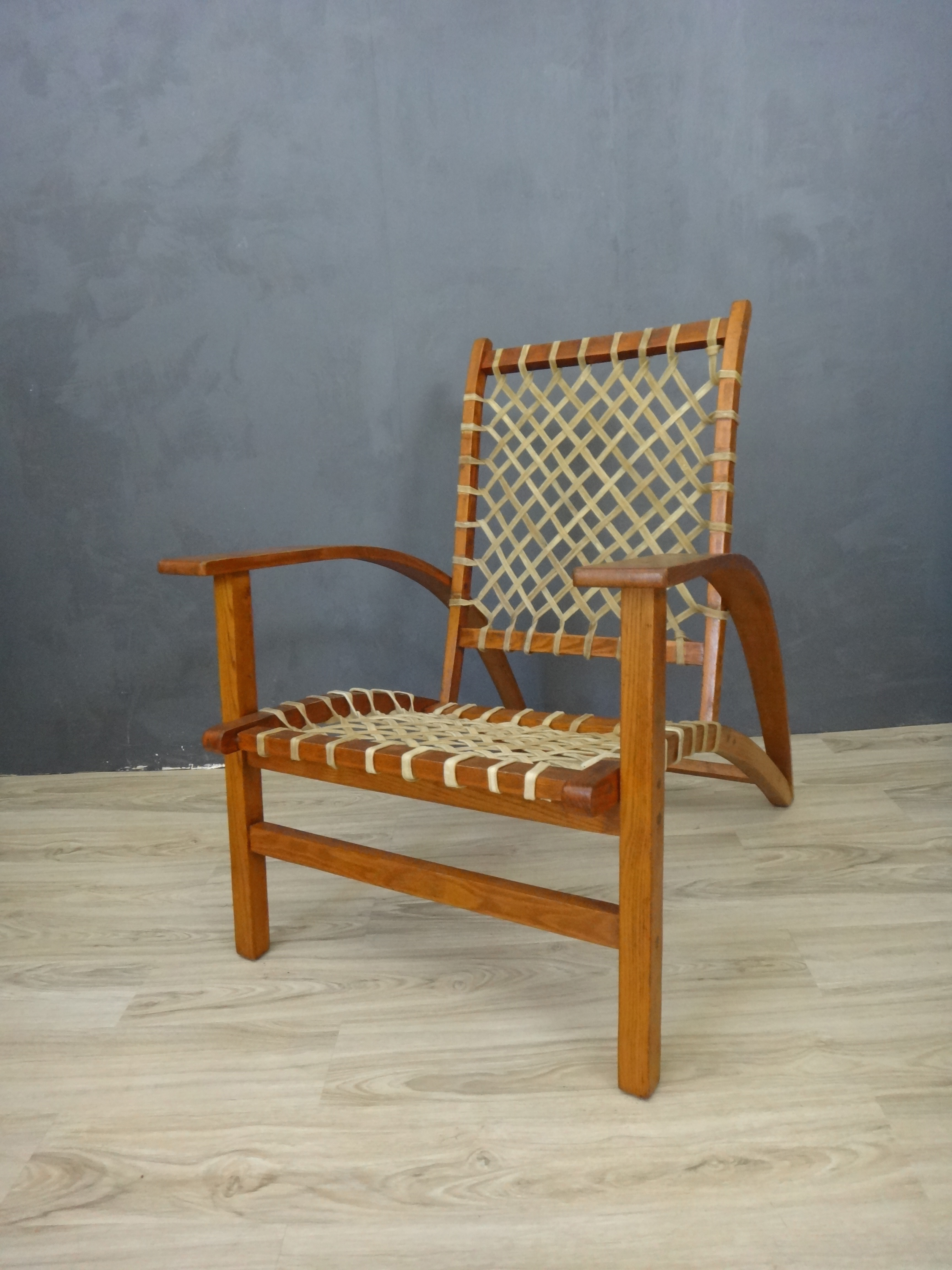 Designed In The 1940s By Carl Koch For The Vermont Tubbs Company, This Is A