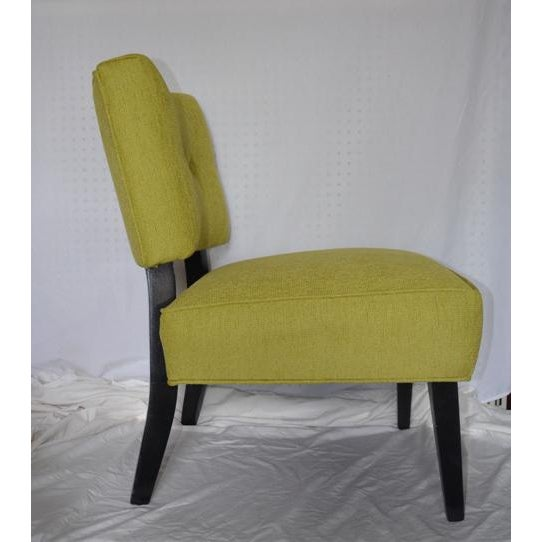 Billy Haines Style Mid-Century Accent Chair - Image 3 of 4
