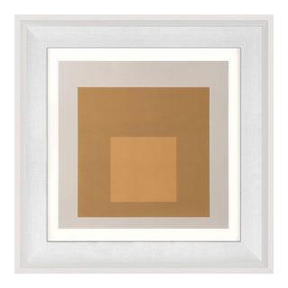 Modern Color Studies, Square 3, Framed Artwork For Sale