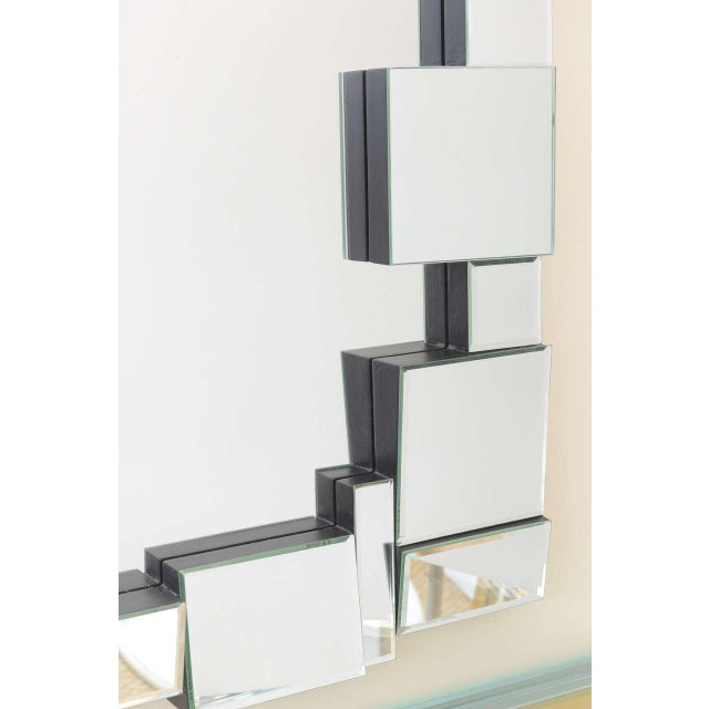 Neil Small Style Multi Faceted Mirror - Image 4 of 4