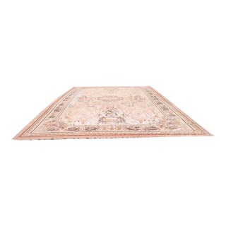 Palatial French Aubusson Rug - 12' x 16'