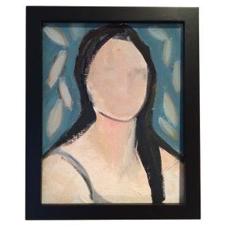 Portrait of Woman by Heidi Lanino
