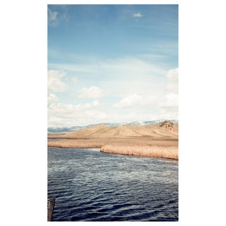 Morning on the Yellowstone River Print For Sale