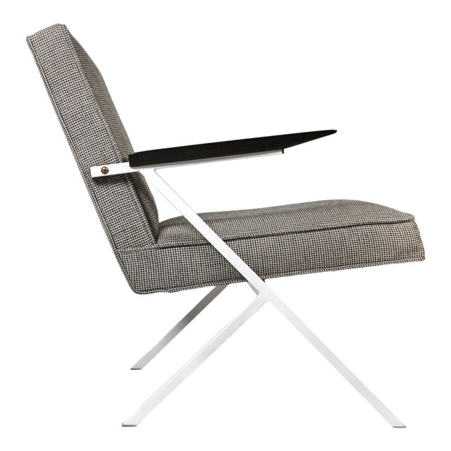 Ladislav Rado Cantilevered Lounge Chairs for Knoll and Drake, 1950s For Sale