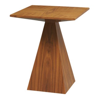 Harvey Probber Pyramid Occasional Table For Sale