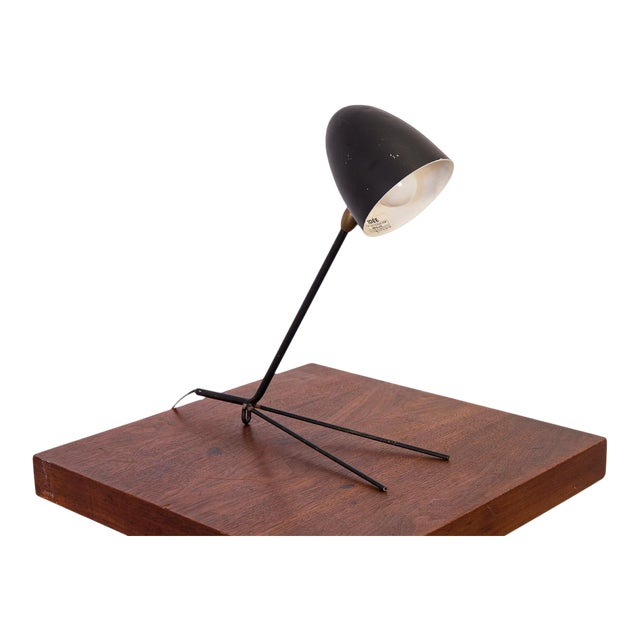 Cocotte Desk Lamp by Serge Mouille For Sale