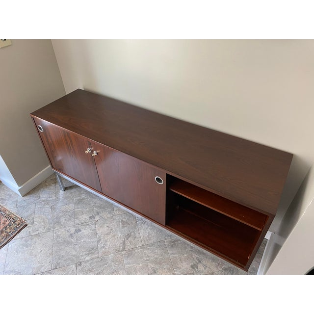 Vintage Console, From Italma Furniture Company, Designed by Jean Gillon, For Sale - Image 12 of 13