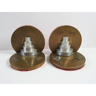 Army Corp Engineers Brass Bookends - A Pair Preview
