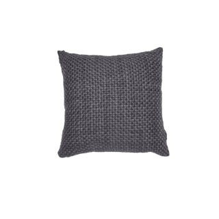 Square Charcoal Pillow For Sale