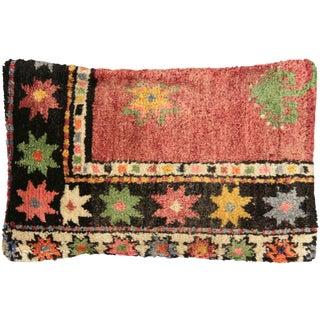 """Nalbandian - Turkish Oushak Lumbar Pillow - 15"""" X 23"""" For Sale"""