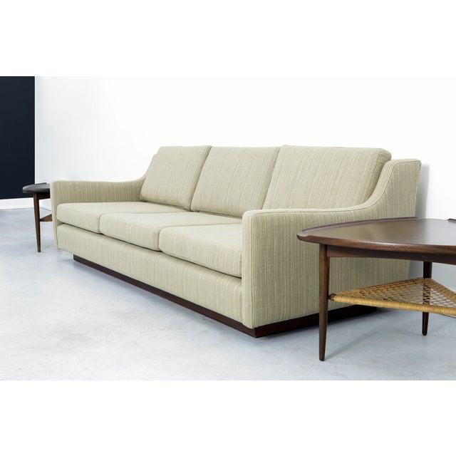 Milo Baughman Mid-Century Modern Sofa - Image 6 of 11