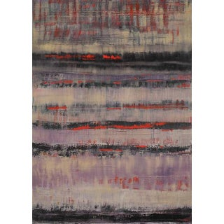 El Chaman Contemporary Abstract Painting For Sale