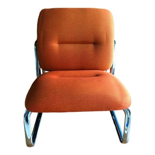 1970s Vintage Steelcase Chair For Sale