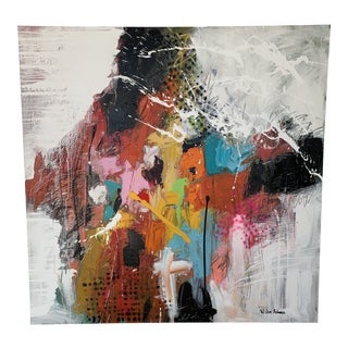Contemporary Abstract Painting by Joe Adams For Sale