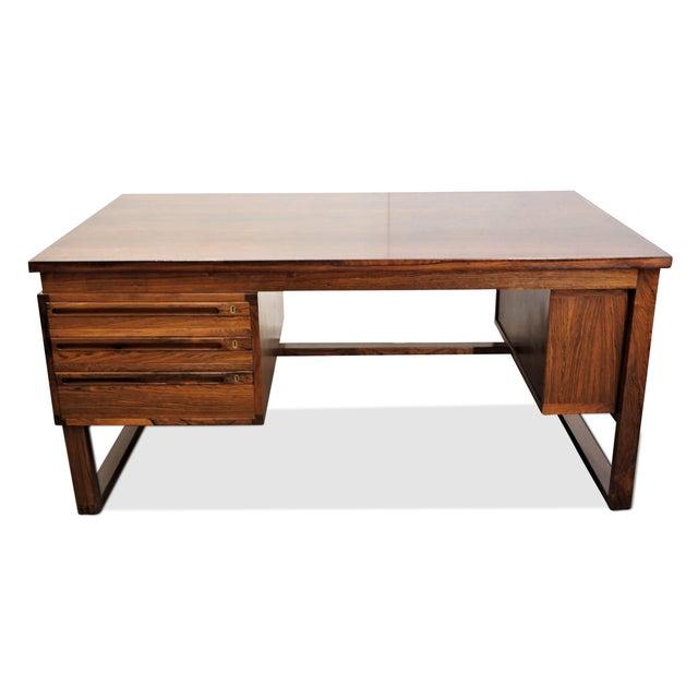 """Very rare design Time Period: 1950´s Dimensions: 28"""" h, 59"""" w & 32"""" d Material: Rosewood Designer: Peter Hvidt & Orla..."""
