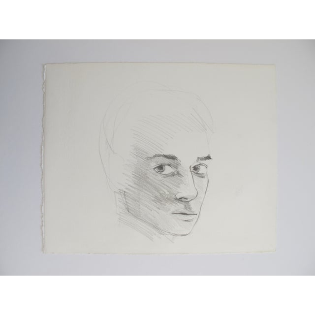 Woman Portrait Drawing - Image 3 of 3