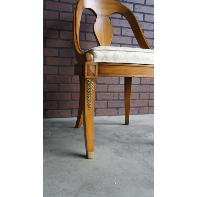 Karges Neoclassical Dining Chairs - Set of 6 For Sale - Image 11 of 11